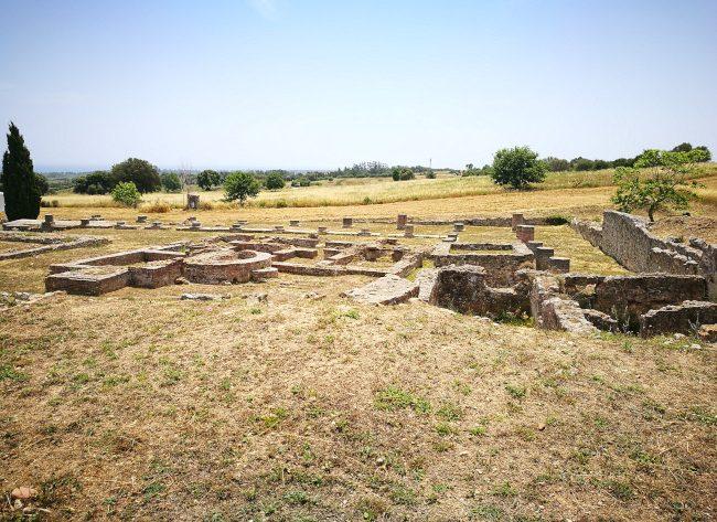 site archeologique